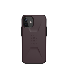 UAG Civilian - obudowa ochronna do iPhone 12 mini (Eggplant)