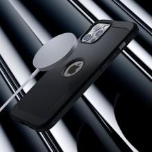 SPIGEN TOUGH ARMOR MAG MAGSAFE IPHONE 12 PRO MAX BLACK