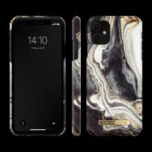iDeal of Sweden Fashion - etui ochronne do iPhone 11/XR (Golden Ash Marble)