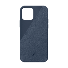 Native Union Canvas - obudowa ochronna do iPhone 12 mini (indigo)