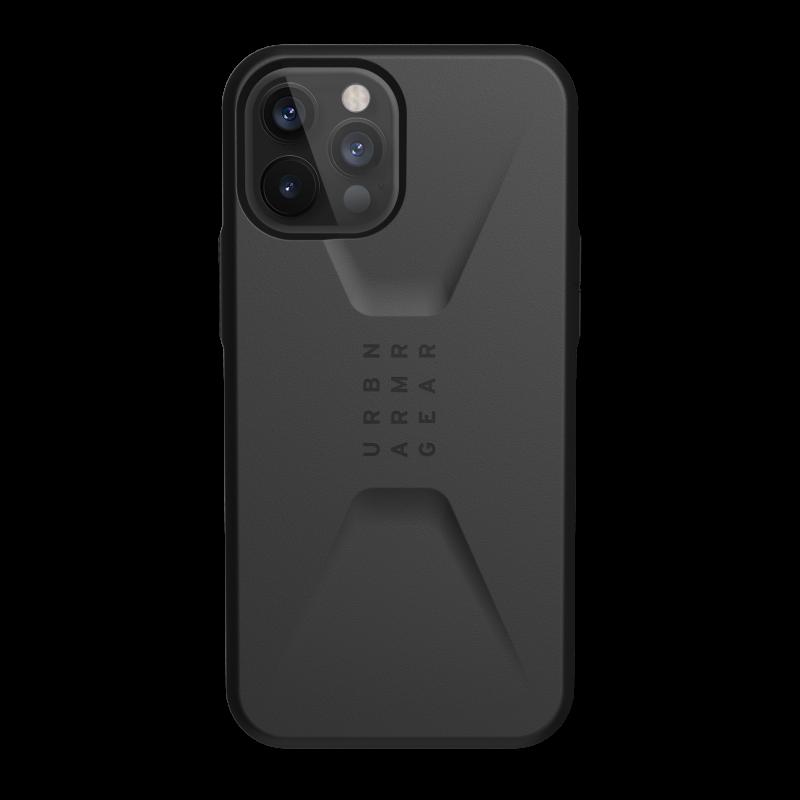 UAG Civilian - obudowa ochronna do iPhone 12 Pro Max (czarna)