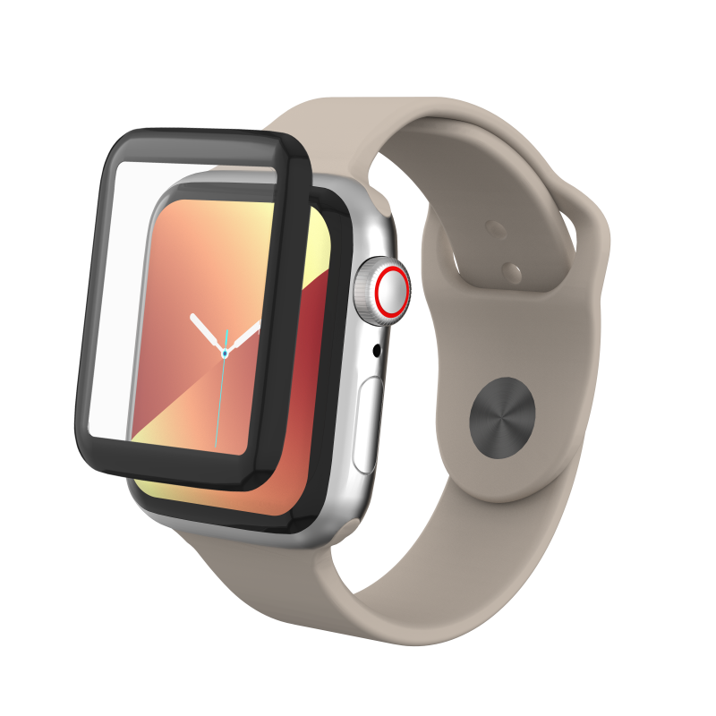 ZAGG Invisible Shield Glass Fusion - szkło ochronne do Apple Watch (40mm)