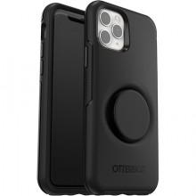 OtterBox Symmetry POP - obudowa ochronna z PopSockets do iPhone 11 Pro (black)
