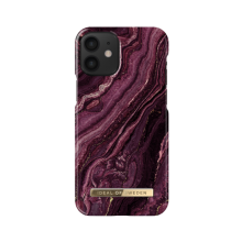 iDeal of Sweden Fashion - etui ochronne do iPhone 12 mini (Golden Plum)