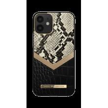 iDeal of Sweden Atelier - etui ochronne do iPhone 12 mini (Midnight Python)