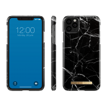 iDeal of Sweden Fashion - etui ochronne do iPhone 11 Pro Max/XS Max (Black Marble)