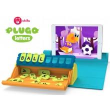Shifu Plugo Letters - zestaw klocków z grami AR do nauki języków