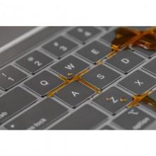 Moshi ClearGuard 12 - Nakładka na klawiaturę MacBook 12 / MacBook Pro 13 bez Touch Bar (EU layout)