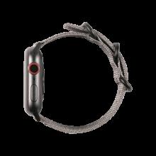 UAG Nato Strap - materiałowy pasek do Apple Watch 38/40mm (szary)