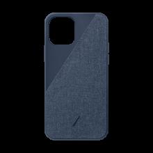 Native Union Canvas - obudowa ochronna do iPhone 12 Pro Max (indigo)