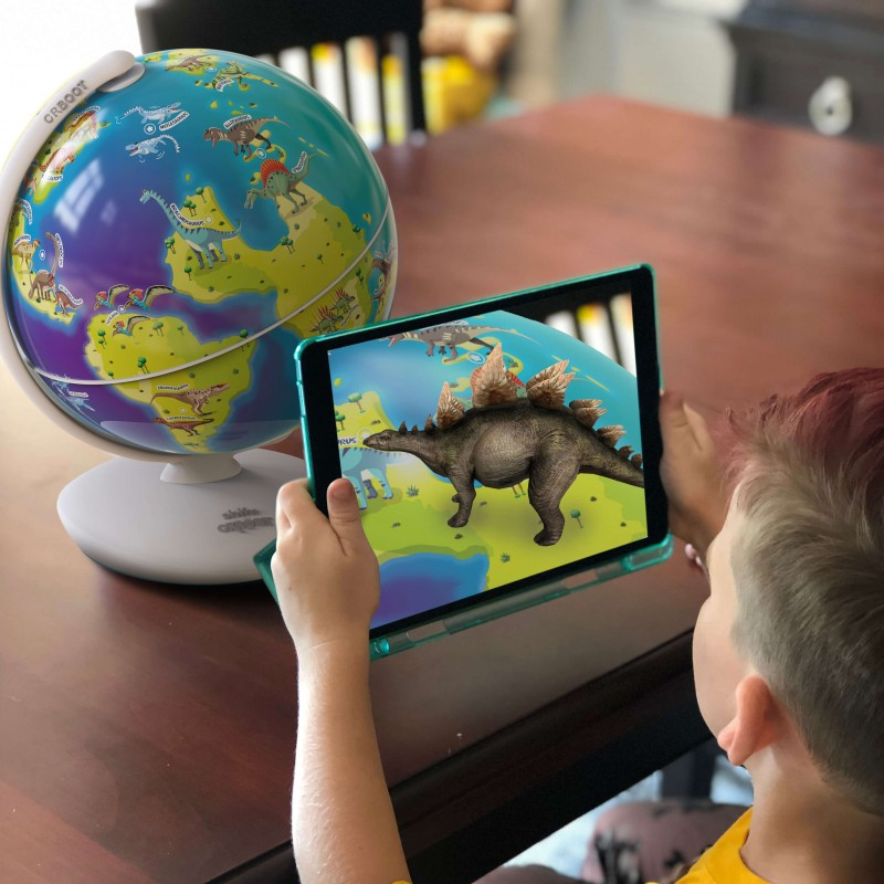 Shifu Orboot Dinos - interaktywny globus edukacyjny