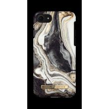 iDeal of Sweden Fashion - etui ochronne do iPhone 8/7/6/6s/SE (Golden Ash Marble)