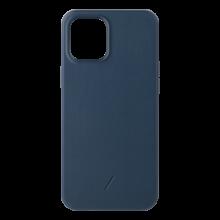 Native Union Classic - skórzana obudowa ochronna do iPhone 12 mini (niebieska)