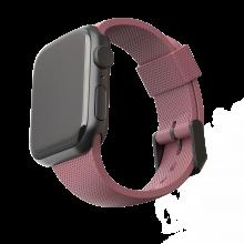 UAG Dot [U] - silikonowy pasek do Apple Watch 38/40 mm (dusty rose)