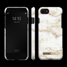 iDeal of Sweden Fashion - etui ochronne do iPhone 8/7/6/6s/SE (Golden Pearl Marble)