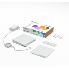 Nanoleaf Canvas Smarter Kit - panele świetlne (4 panele w tym kontroler)