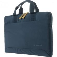 "Tucano Smilza Super Slim Bag - Torba MacBook Pro 16"" / Notebook 15.6"" (granatowy)"