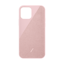 Native Union Canvas - obudowa ochronna do iPhone 12 mini (rose)