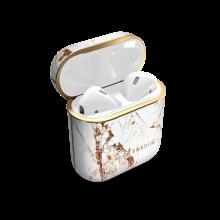 iDeal of Sweden Fashion - etui ochronne do Airpods 1/2 (Carrara Gold)