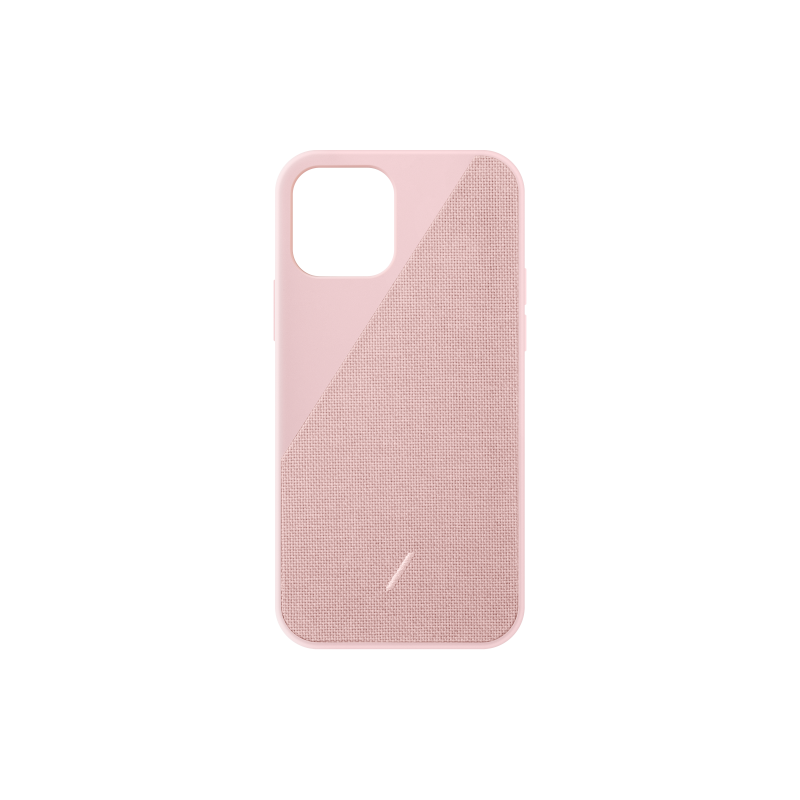 Native Union Canvas - obudowa ochronna do iPhone 12 Pro Max (rose)