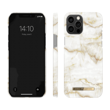 iDeal of Sweden Fashion - etui ochronne do iPhone 12 Pro Max (Golden Pearl Marble)