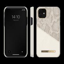 iDeal of Sweden Atelier - etui ochronne do iPhone 11/XR (Pearl Python)