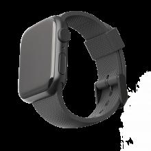 UAG Dot [U] - silikonowy pasek do Apple Watch 38/40 mm (czarny)