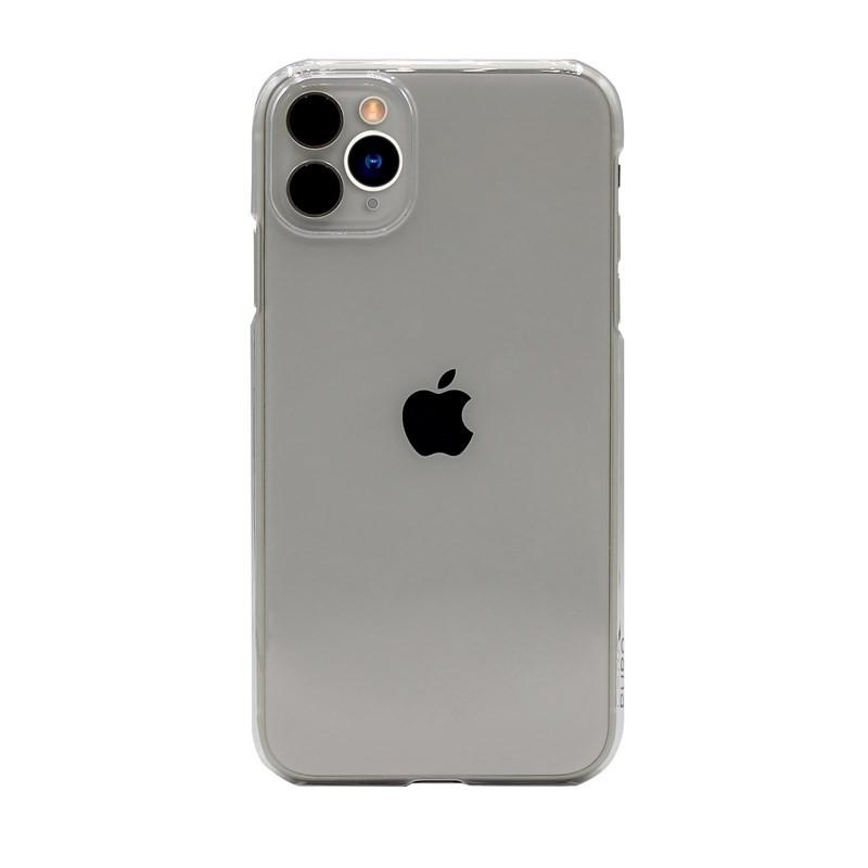 PURO Green Recycled Eco-friendly Cover - Ekologiczne etui iPhone 11 Pro (przezroczysty)