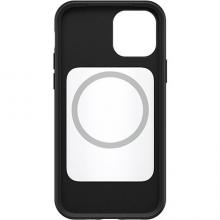 OtterBox Symmetry Plus - obudowa ochronna do iPhone 12/12 Pro kompatybilna z MagSafe (czarna)