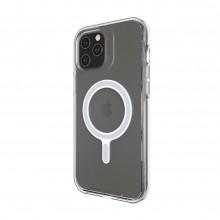 Gear4 Crystal Palace Snap  - obudowa ochronna do iPhone 12 Pro Max kompatybilna z MagSafe (przezroczysta)