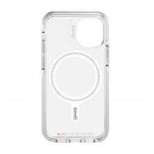 Gear4 Crystal Palace Snap - obudowa ochronna do iPhone 12 mini kompatybilna z MagSafe (przezroczysta)