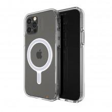 Gear4 Crystal Palace Snap - obudowa ochronna do iPhone 12/12 Pro z MagSafe (przezroczysta)