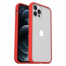 OtterBox React - obudowa ochronna do iPhone 12/12 Pro  (clear red)