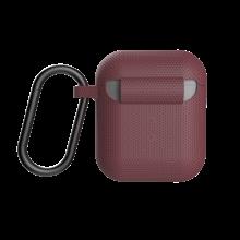 UAG Dot [U] - obudowa silikonowa do Airpods 1/2 (aubergine)