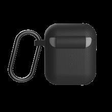 UAG Dot [U] - obudowa silikonowa do Airpods 1/2 (czarna)