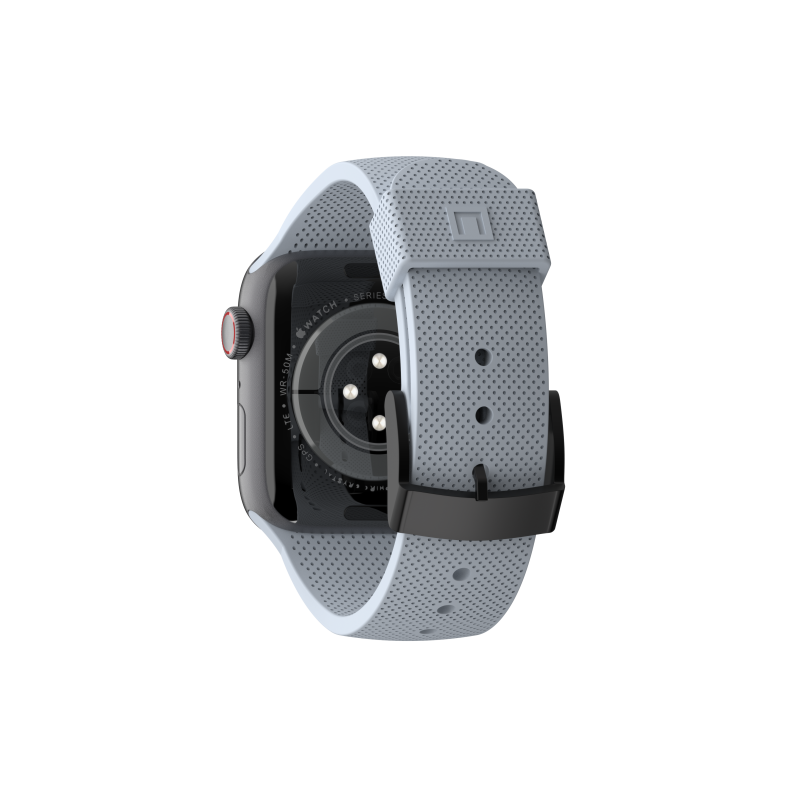 UAG Dot [U] - silikonowy pasek do Apple Watch 38/40 mm (soft blue)