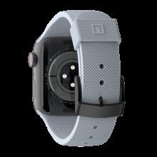 UAG Dot [U] - silikonowy pasek do Apple Watch 42/44 mm (soft blue)