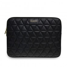 """Guess Quilted Computer Sleeve - Etui na notebooka 13"""" (czarny)"""