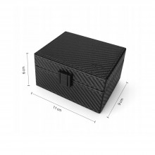 KLATKA FARADAYA TECH-PROTECT V3 KEYLESS RFID SIGNAL BLOCKER BOX CARBON