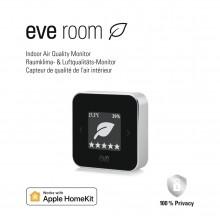 Eve Room - monitor jakości powietrza, temperatury i wilgotności w pomieszczeniu