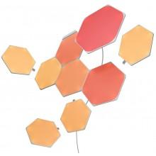 Nanoleaf Shapes Hexagons Starter Kit - panele świetlne (9 paneli, 1 kontroler)