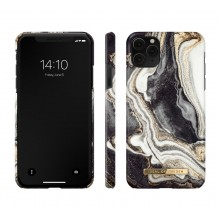 iDeal of Sweden Fashion - etui ochronne do iPhone 11 Pro Max/XS Max (Golden Ash Marble)