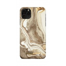 iDeal of Sweden Fashion - etui ochronne do iPhone 11 Pro Max/XS Max (Golden Sand Marble)