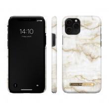iDeal of Sweden Fashion - etui ochronne do iPhone 11 Pro/XS/X (Golden Pearl Marble)