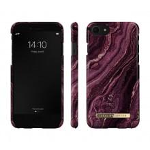 iDeal of Sweden Fashion - etui ochronne do iPhone 8/7/6/6s/SE (Golden Plum)