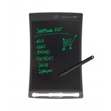 BoogieBoard Jot 8.5 LCD eWriter – tablica do pisania i rysowania (szara)