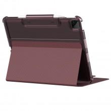 "UAG Lucent [U] - obudowa ochronna do iPad Pro 12.9"" 4/5G z uchwytem do Apple Pencil (Aubergine/Dusty Rose)"