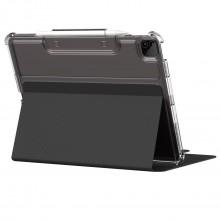 """UAG Lucent [U] - obudowa ochronna do iPad Pro 12.9"""" 4/5G z uchwytem do Apple Pencil (czarna)"""