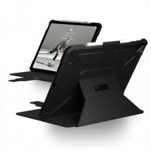 """UAG Metropolis - obudowa ochronna do iPad Pro 12.9"""" 4/5G z uchwytem do Apple Pencil (czarna)"""