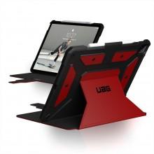 """UAG Metropolis - obudowa ochronna do iPad Pro 12.9"""" 4/5G z uchwytem do Apple Pencil (czerwona)"""